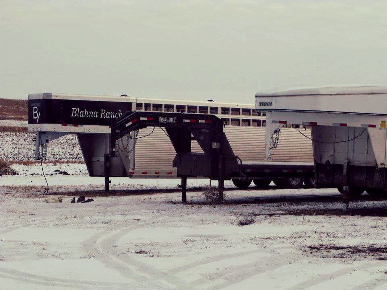 Brrrr! Cold Day Equipment Equipment To Ranch Freezing ❄ It's Cold Outside Moving Livestock In The Dakotas Outdoors Ranching North Dakota Style Snow ❄ The Way Forward Transportation Walking Bryn On A Cold, Crisp Winters Morning Working Showcase: January The EyeEm Facebook Cover Challenge
