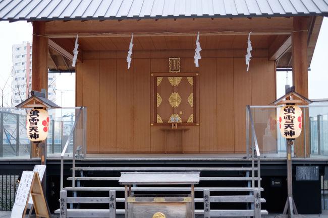 赤城神社内の蛍雪天神 Fujifilm Fujifilm X-E2 Fujifilm_xseries Japan Japan Photography Kagurazaka Shrine Tokyo Wood Xf35 Xf35mm 日本 東京 神楽坂 蛍雪天神 赤城神社