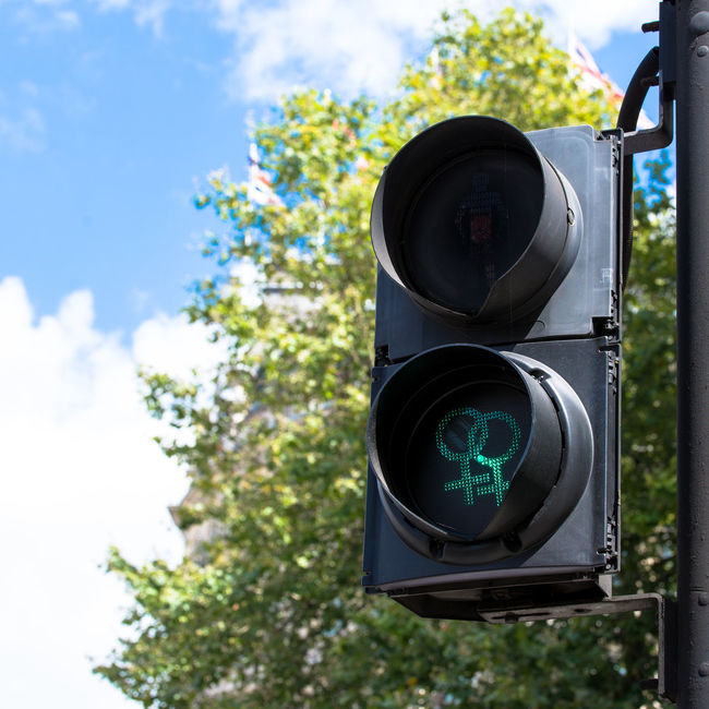 Green light to lovegay Day Equality Freedom Gay Rights Green Color Green Light Lesbian Love No People Outdoors Road Signal Sexygirl Social Issues Stoplight Symbol Urban