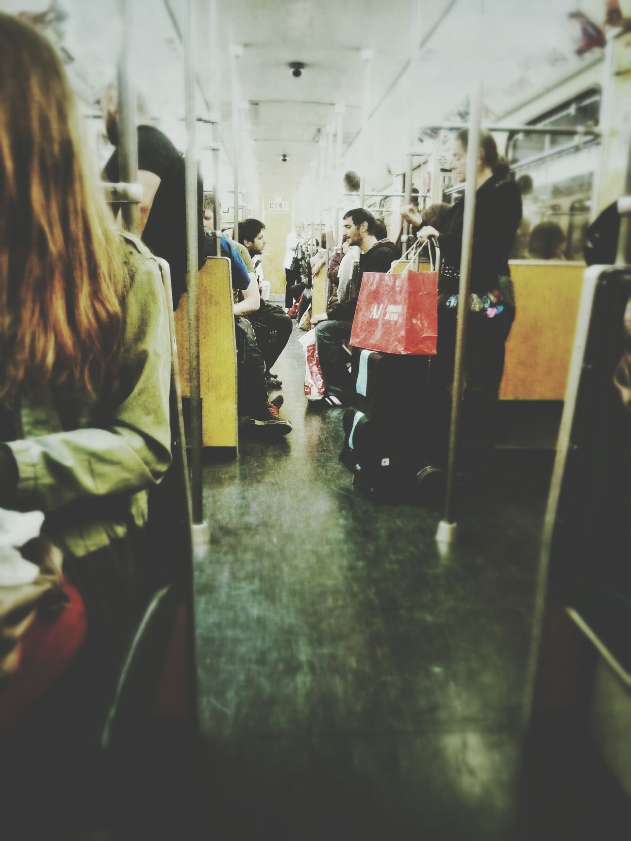 U-Bahn Nürnberg U1 Goho