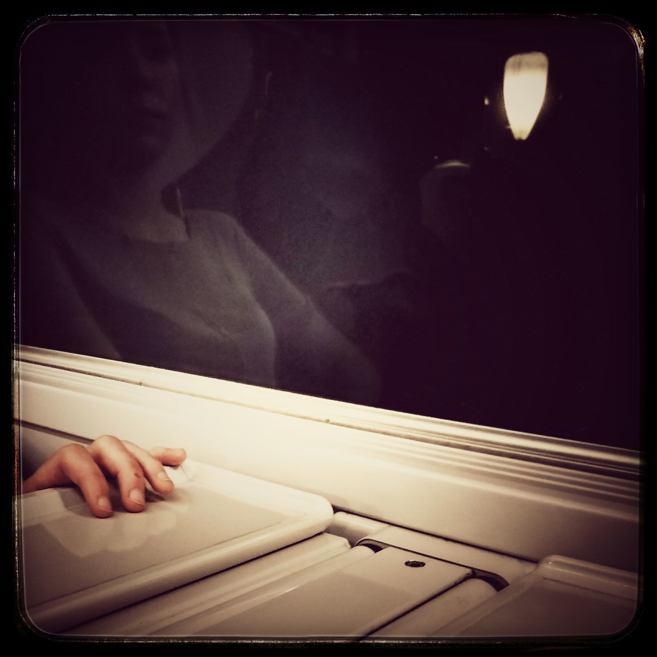 Human Body Part On The Train AMPt_community Couleur Colors Color Photography Main Human Hand