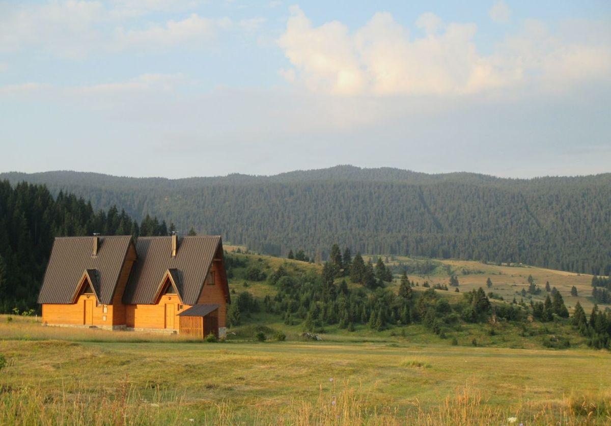 Vlasic Mountain Weekendhouse Relaxing Time Naturelovers Beautiful View Enjoying Life...