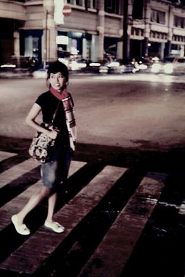 walking at Bandung by meyskah