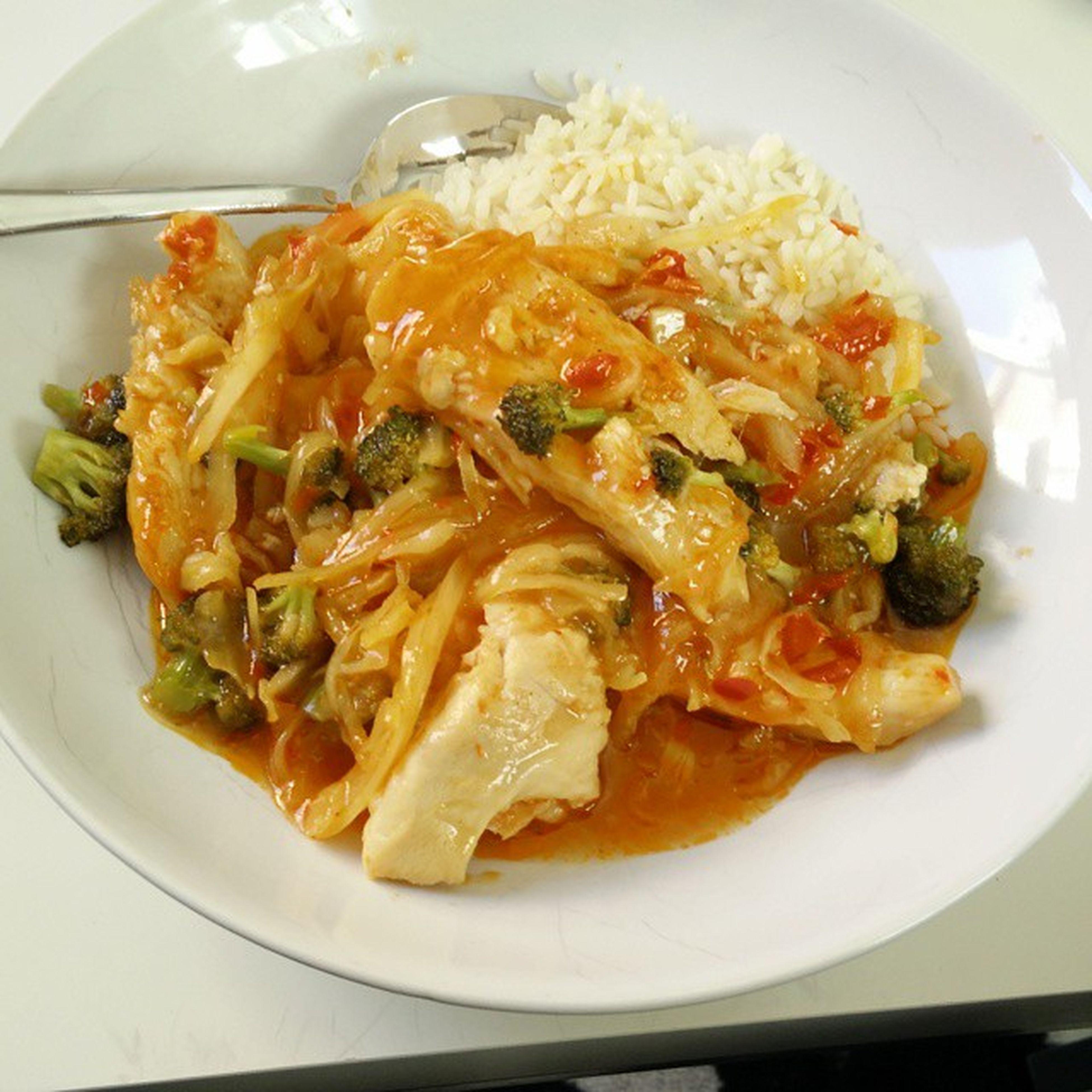 Kinamat blev det idag! 😁👍💖😘 Hemmalagadmat Kinamat Fredagsmat