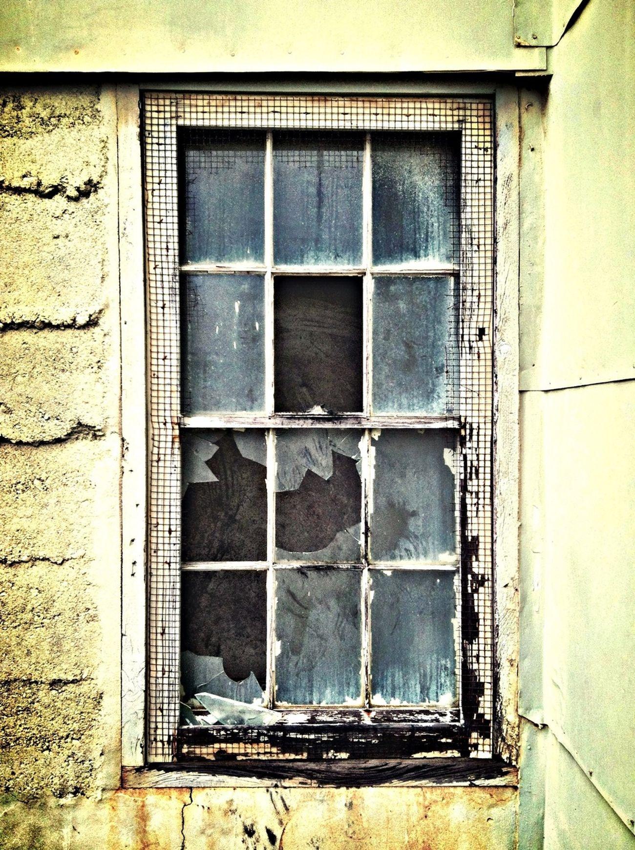 Streetphotography Abandoned Building Window