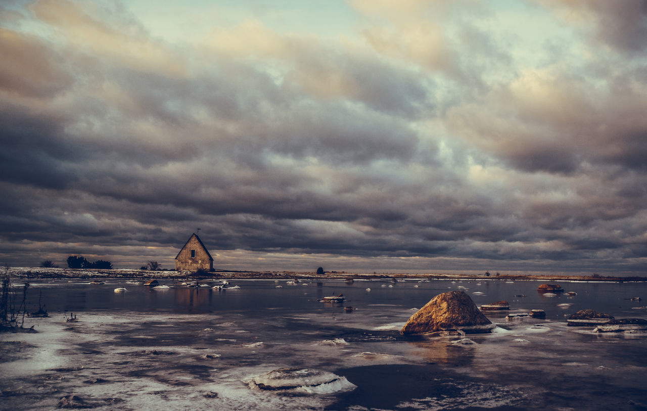 Beautiful stock photos of sweden, Beauty In Nature, Built Structure, Cloud - Sky, Cloudy