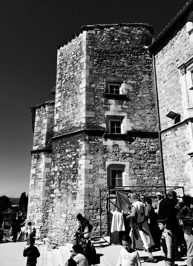 Médiéval Medieval Blackandwhite Black And White Collection  Bnw_collection Castle