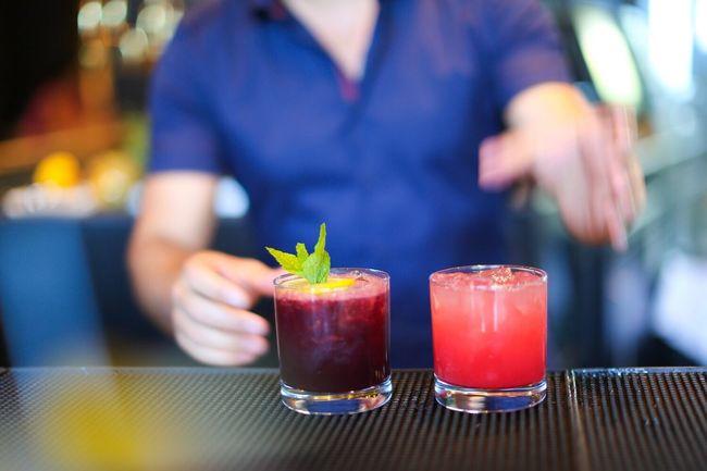 Liquid Lunch Bartender Cocktails