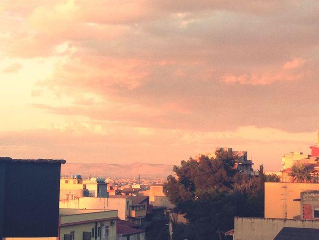 Gela, Sicily ~View, beautiful sky~ Enjoying Life Taking Photos First Eyeem Photo