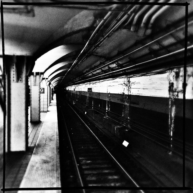 Blackandwhite IPhoneography Hipstamatic on my way to nyc