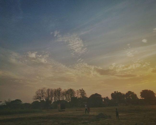 UttarPradesh India Rammy_ram Sunset