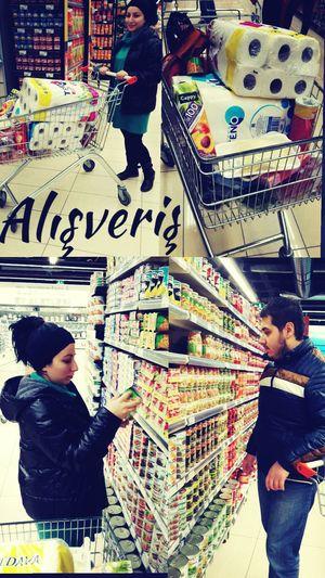 Alışverişteyiz♡ Supermarket Shopping