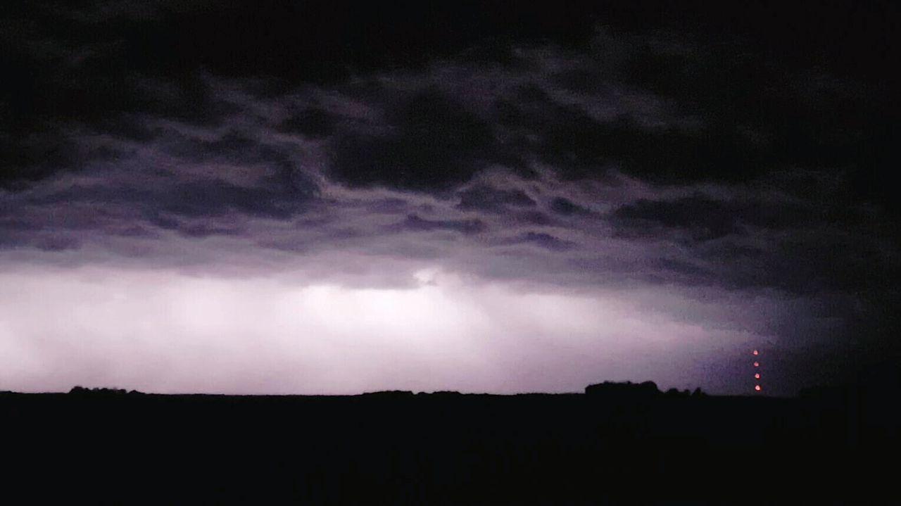 Night Sky Weather Lightning Cloud Lightning Storm Lightning And Thunder Cloudy Dark Cloud - Sky Dramatic Sky