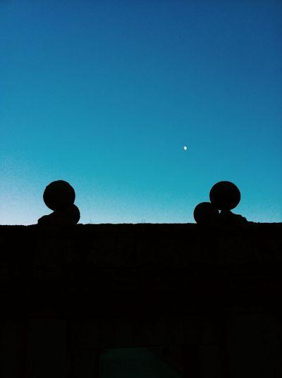 Blue & Negro Eye4photography  Shootermag AMPt_community Sky Negative Space