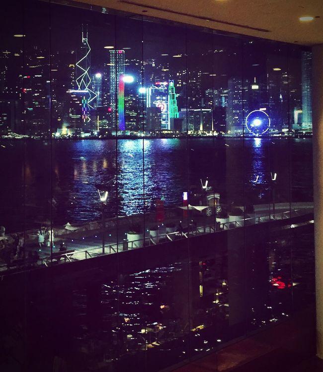 Night View - Hong Kong