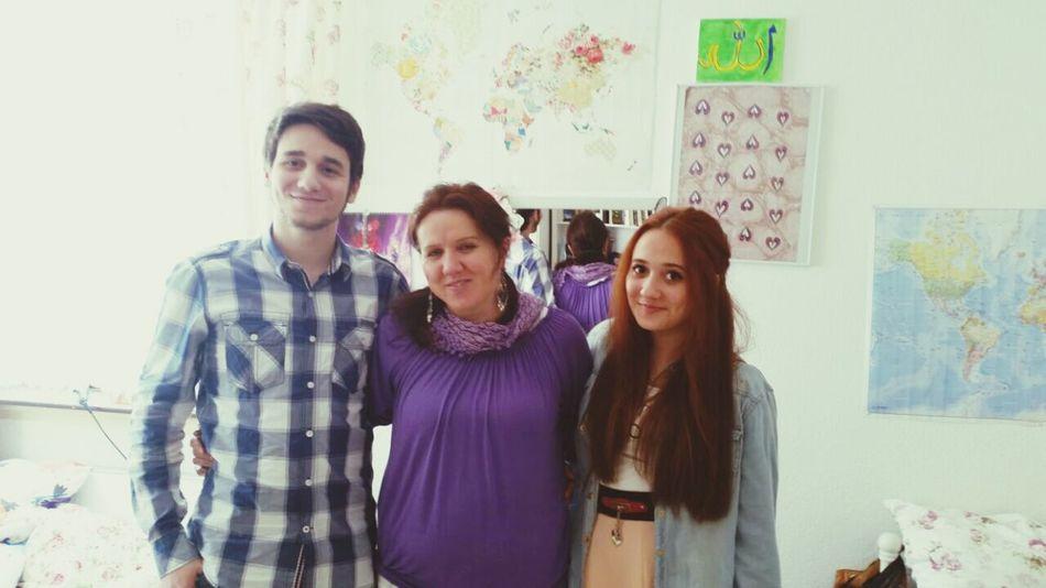 Eid Mubarak Bayram Family Ailemle