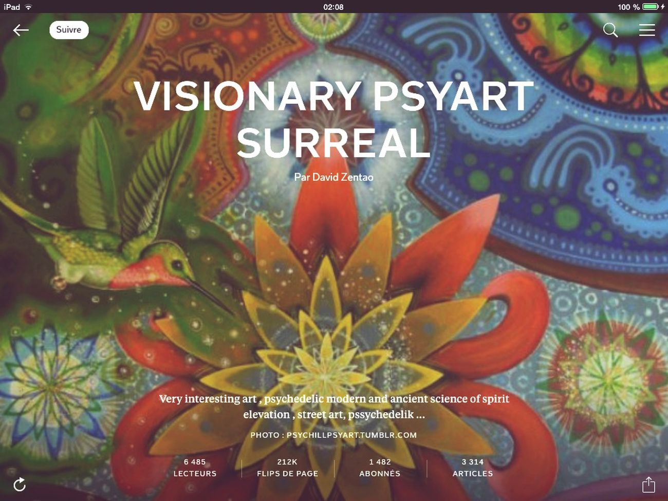Psyart Surreal Surrealism Visionary Flipboard Webmag Davidzentao http://flip.it/2w4VY