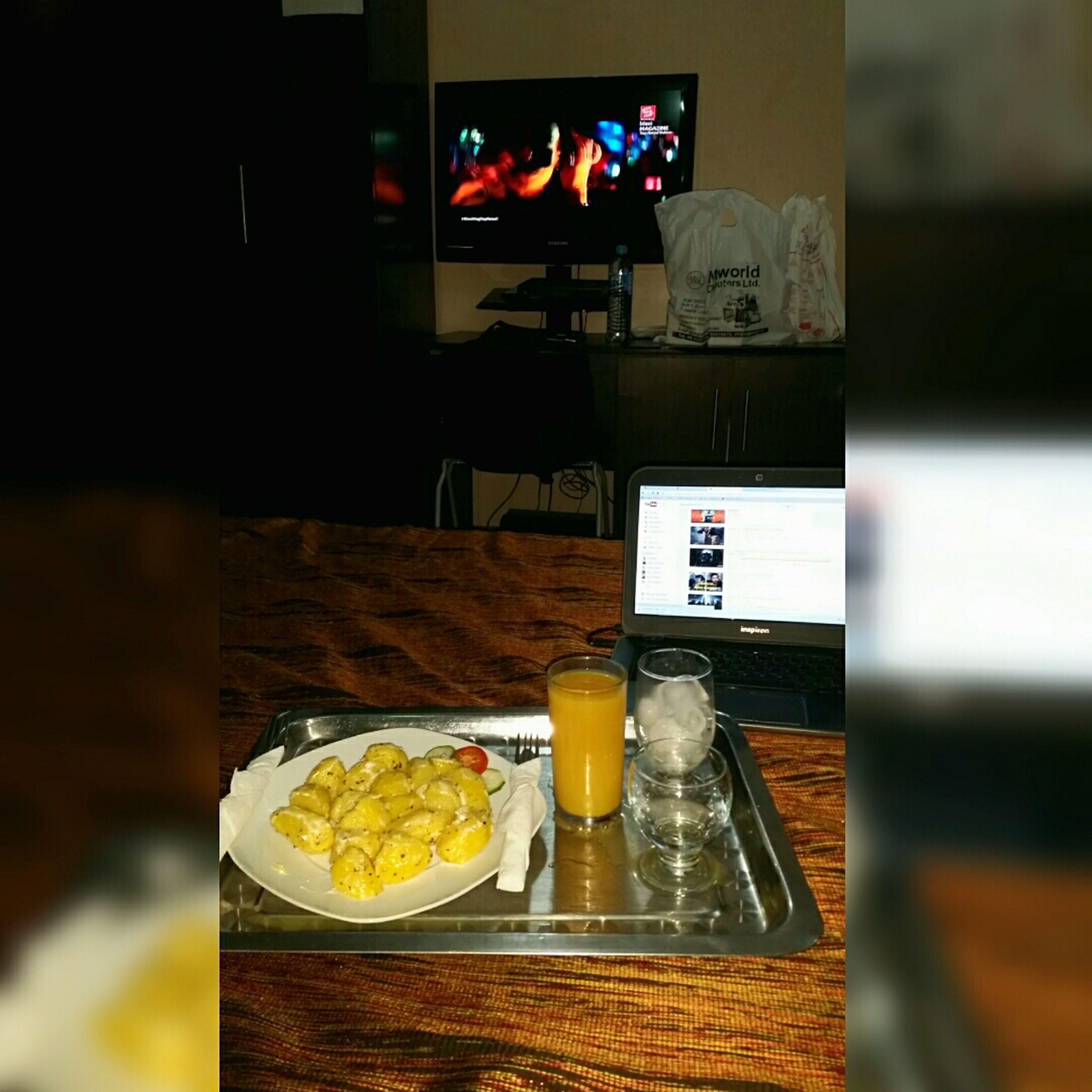 Last Dinner in Abuja Holidays Travel Africa Food