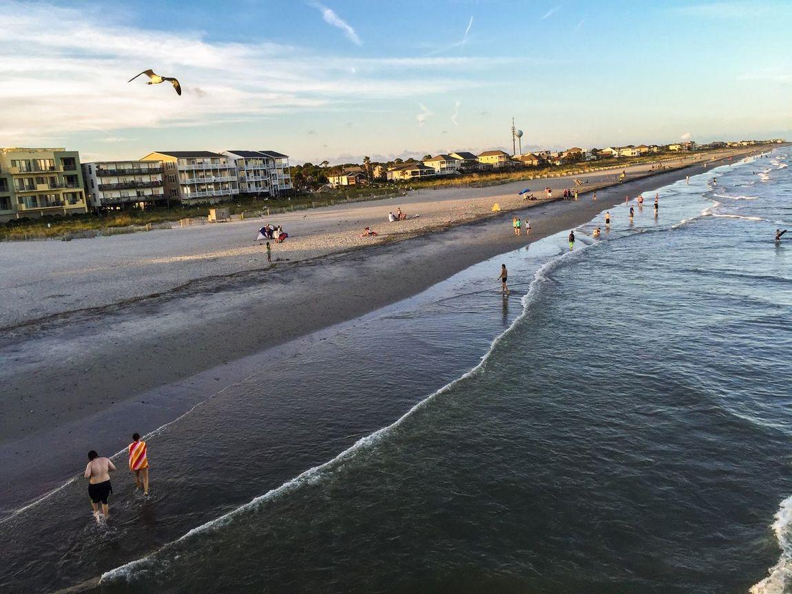 The beach soothes your soul. Beach On The Beach Waves Ocean