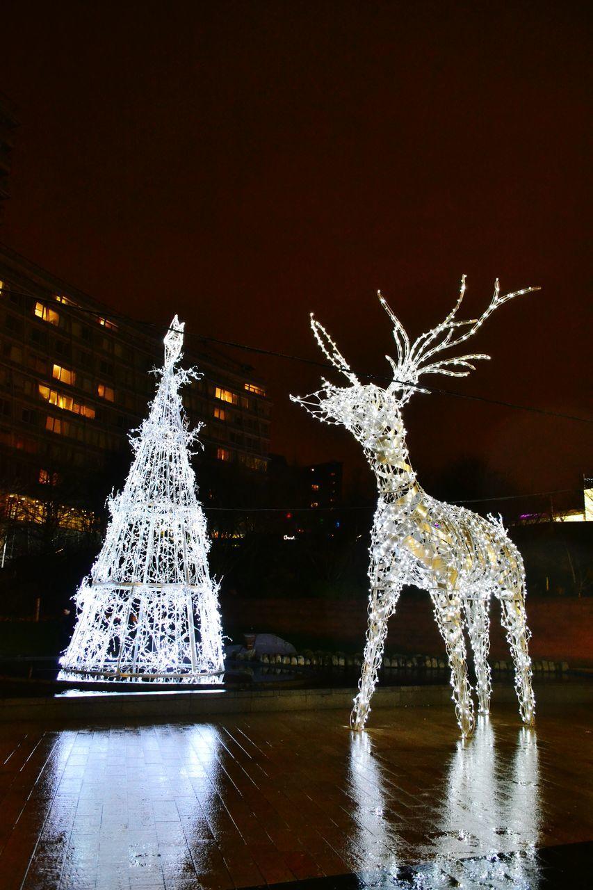 christmas, christmas tree, christmas decoration, celebration, decoration, illuminated, christmas lights, christmas ornament, tradition, no people, night, tree topper, indoors, tree