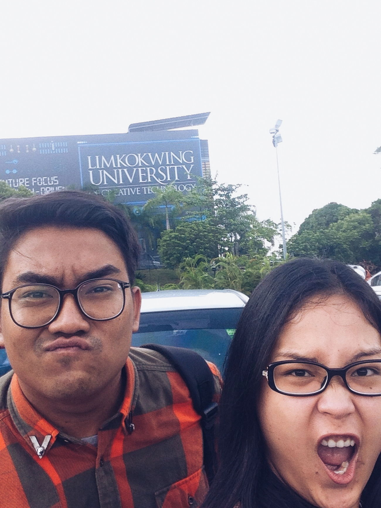 we're done with Degree! hell yeah!