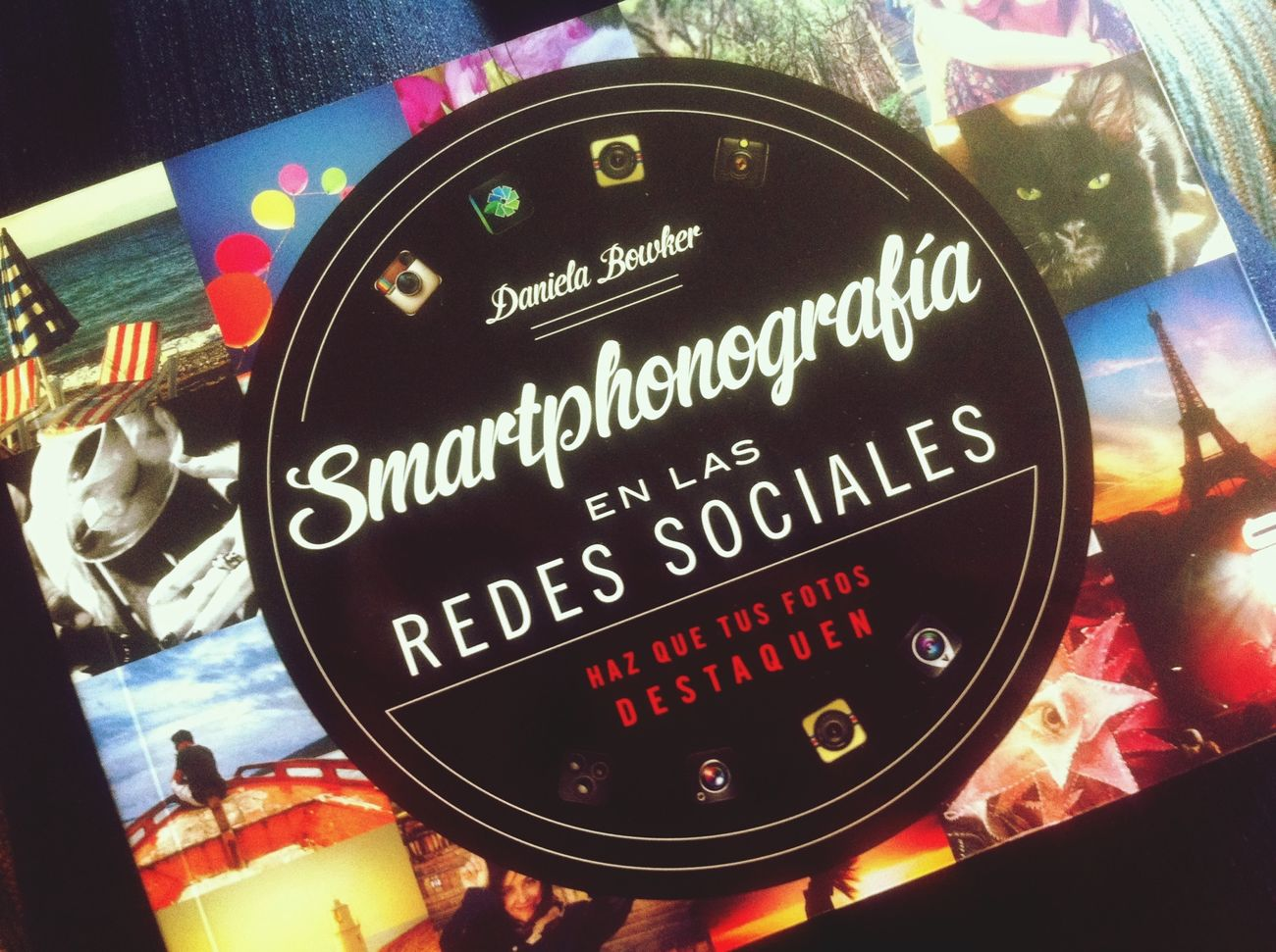 Social Photography! It comes in Spanish! Book Spanish