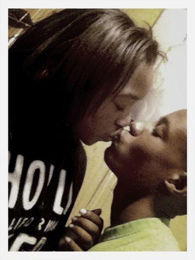 His Kisses