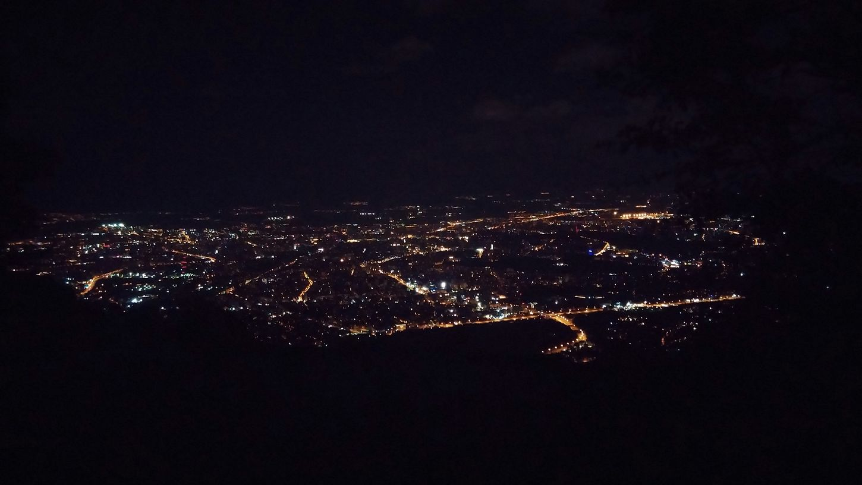 Mountain Bulgaria Vitosha Mountain Sofia Night High Stoned #Trippy