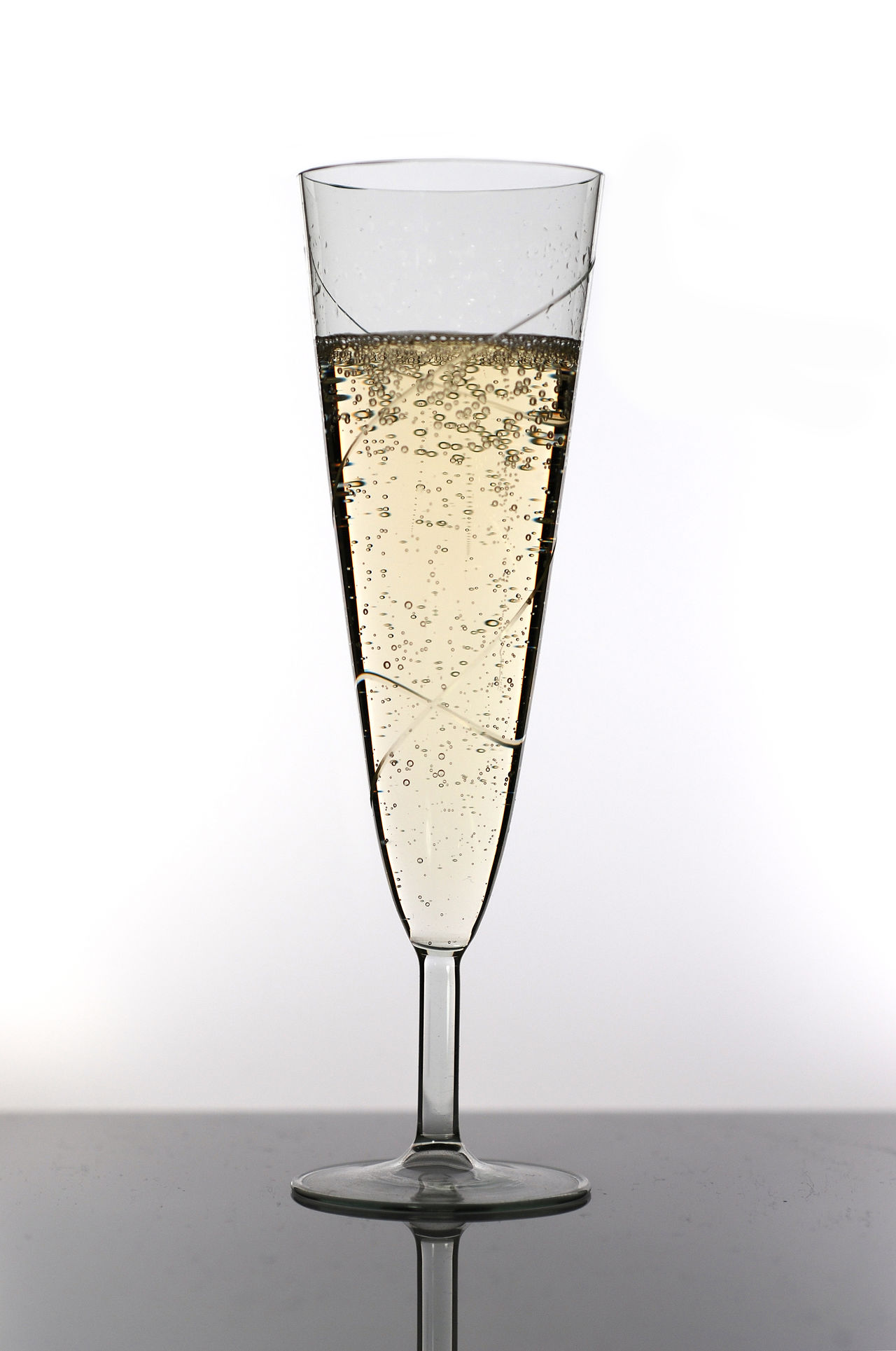 Champagne glass Alcohol Bubble Carbonic Acid Celebrate Champagne Champagne Flute Champagne Glasses Close-up Drink Drinking Glass Glass Luxury New Year's Eve Party Prosecco Refreshment Sparkling Wine Stimulating Sylvester White Background
