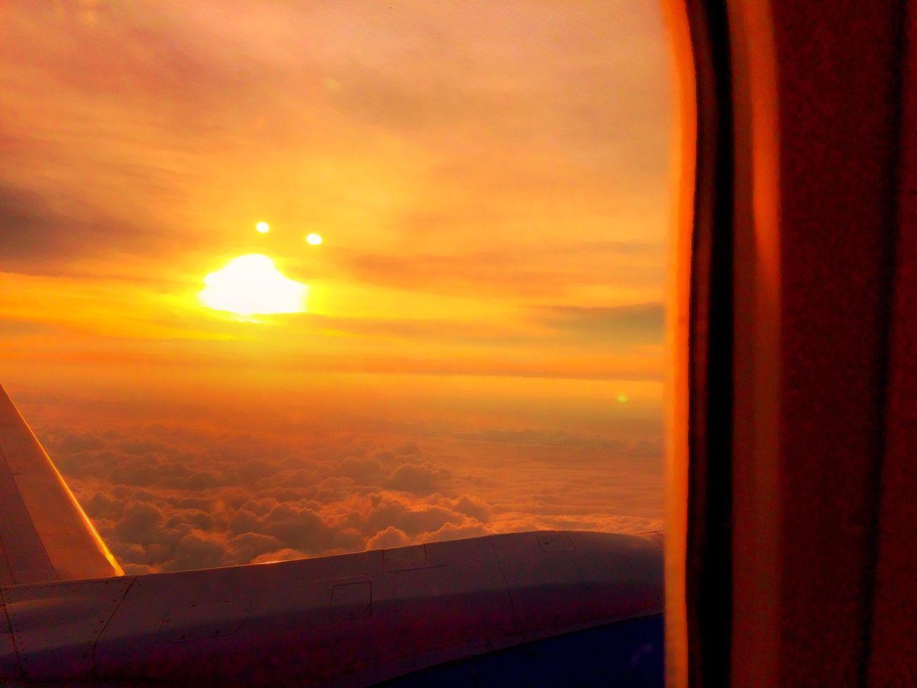 going home Sunrise