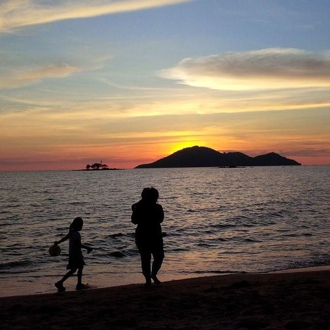 Walkthrough sunset... Blackberryq10