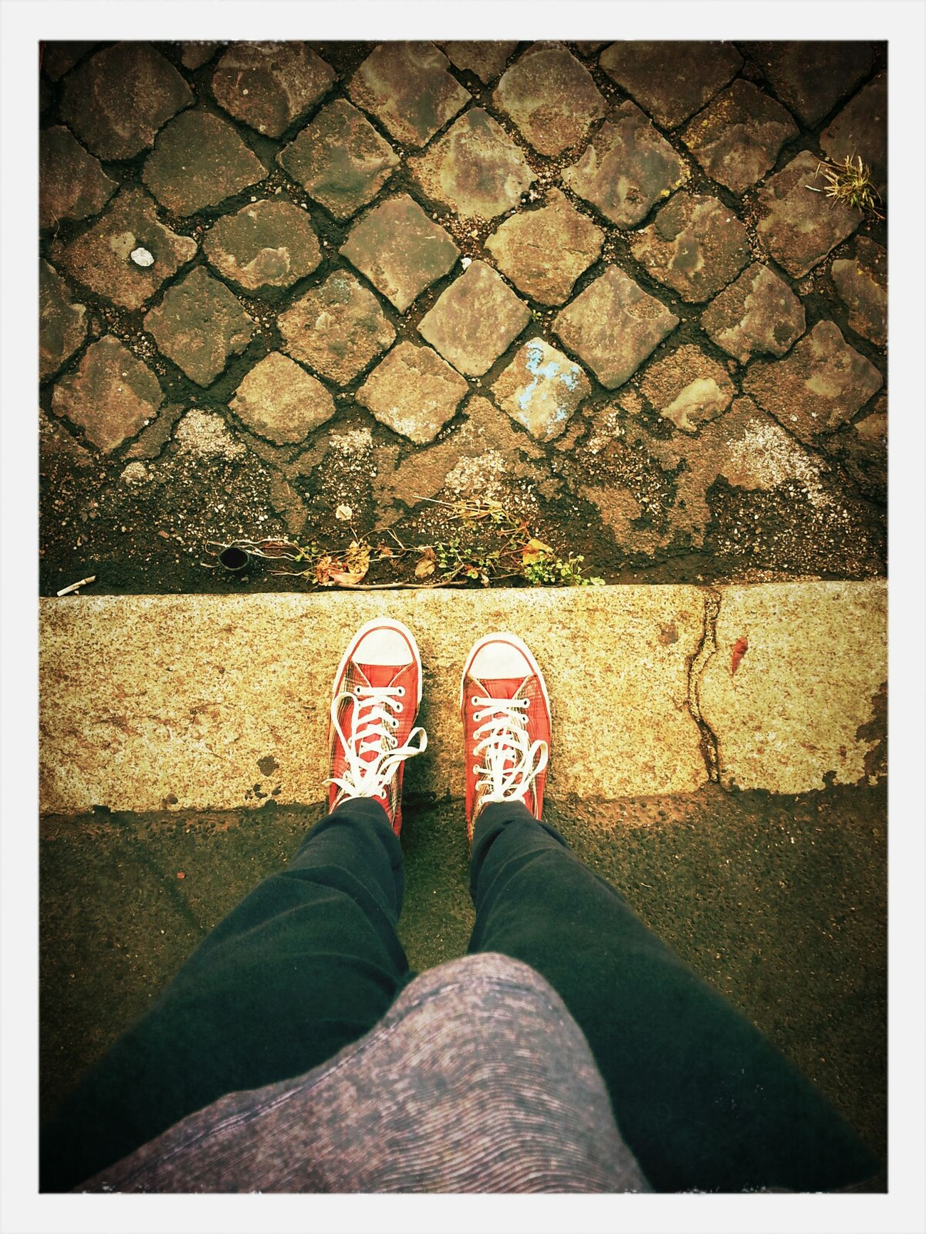 Walking Around Fromwhereistand Sun After Rain Converse