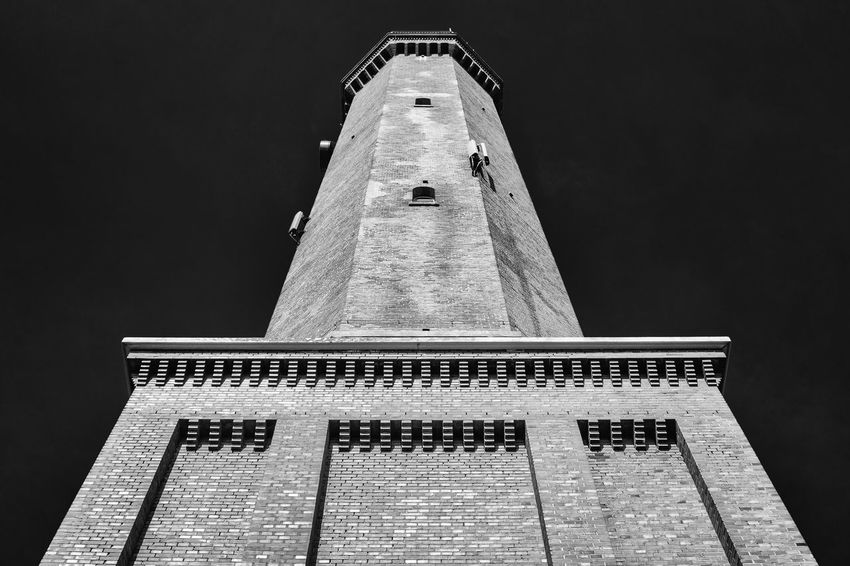 No People Built Structure Architecture Night Low Angle View Pyramid Outdoors City Close-up Sky Politics And Government Horizon Over Water Nordsea Northsea Norderney Norderney Ist Mein Hawaii EyeEm Selects Beliebte Fotos The Week On EyeEm Beauty In Nature Landscape Blackandwhite Photography Lighthouse Leuchtturm Leuchtturm Norderney Black And White Friday