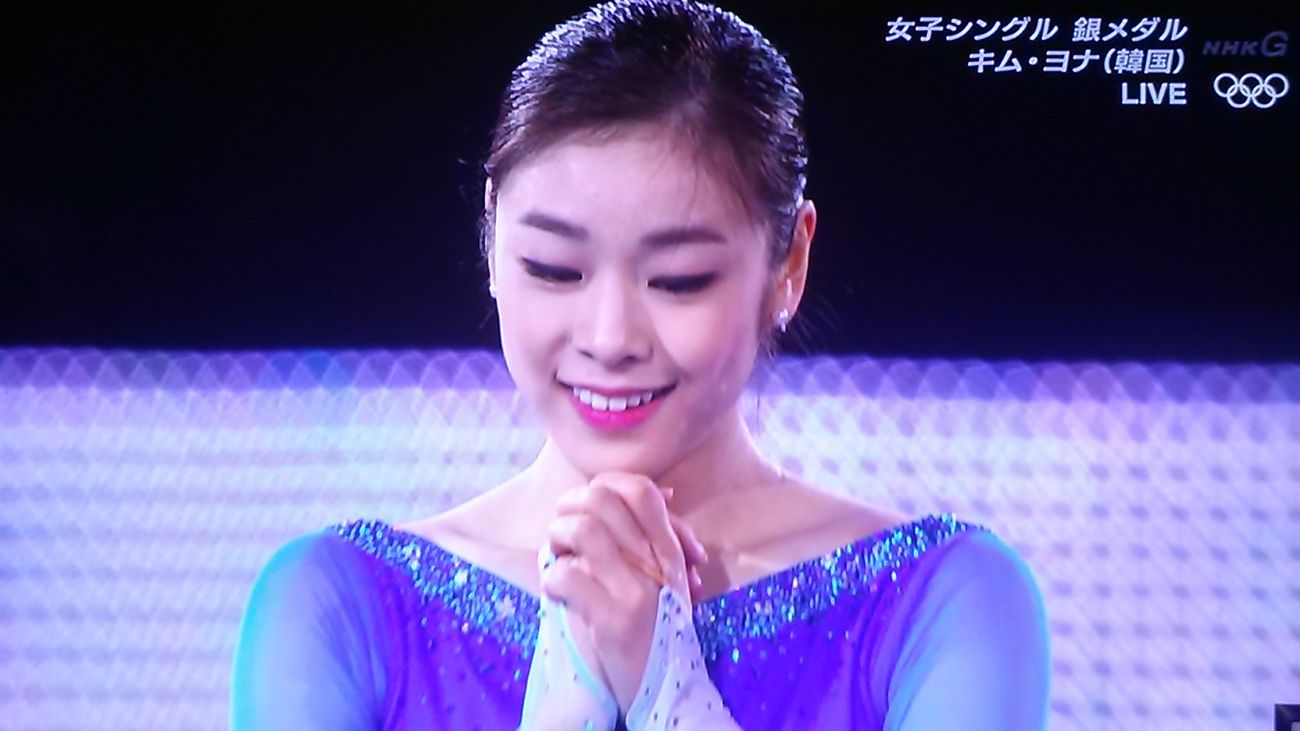 Sochi 2014 Kimyuna キムヨナ Eyem Best Shot - My World