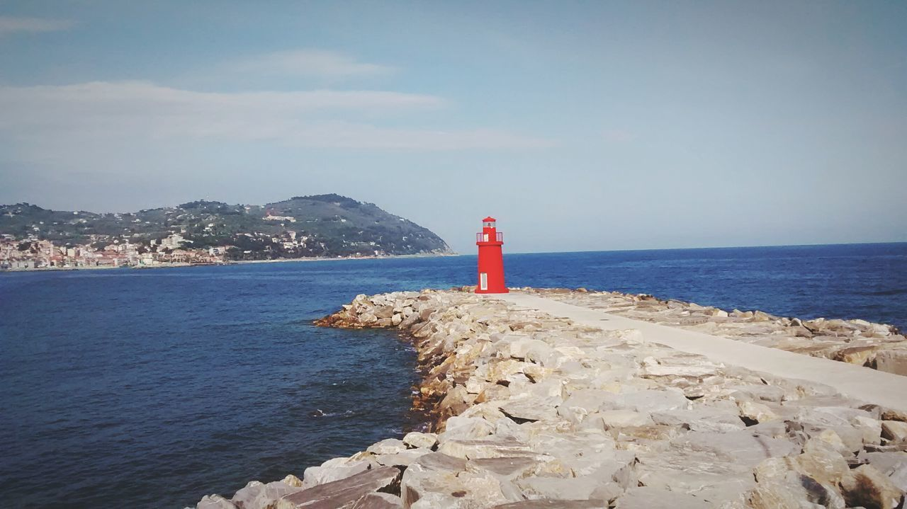 Beautiful stock photos of lighthouse, Beauty In Nature, Day, Guidance, Harbor / Marina