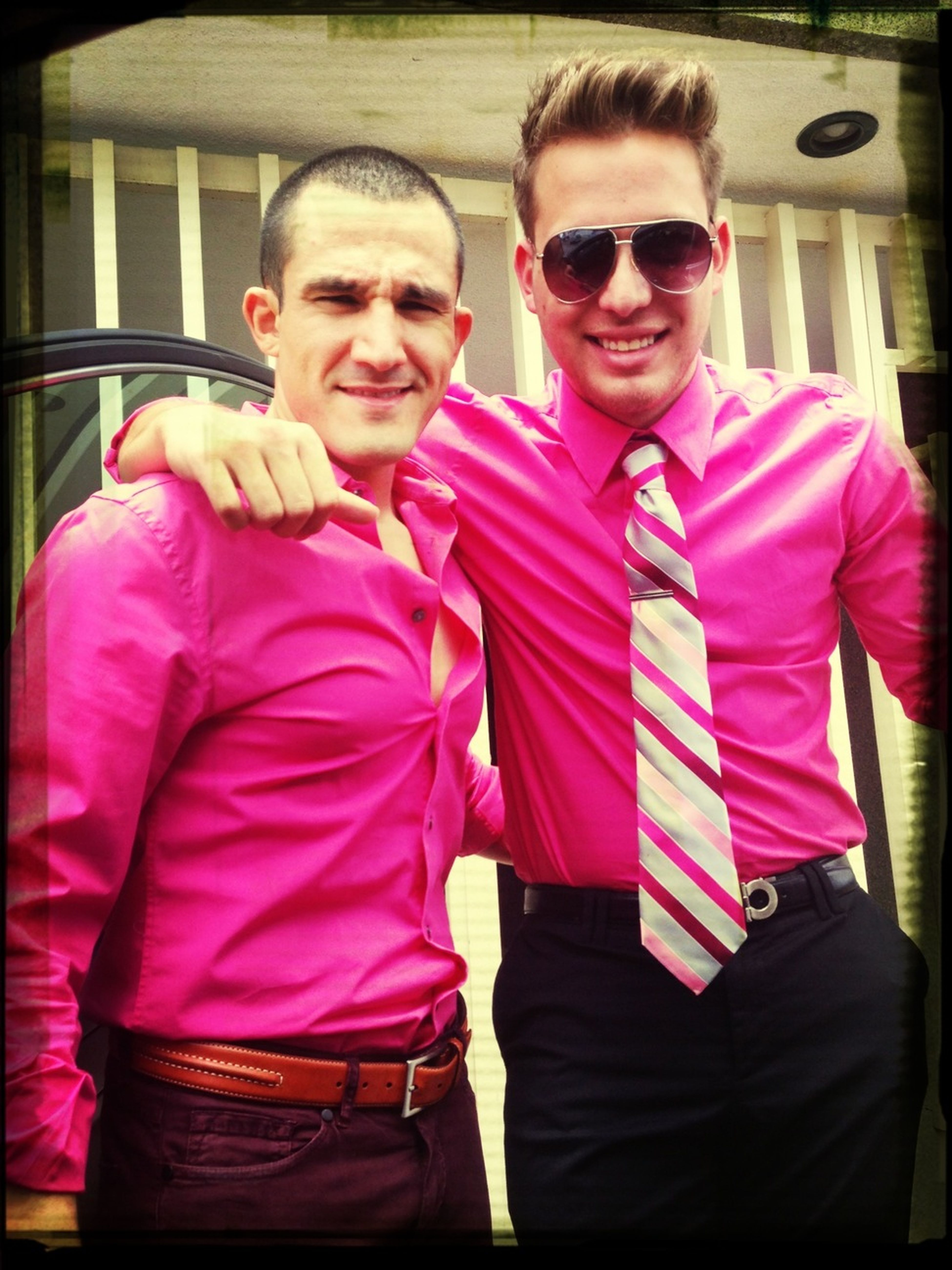 Los Twinssss! Jajaja