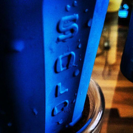 Blue Solocup
