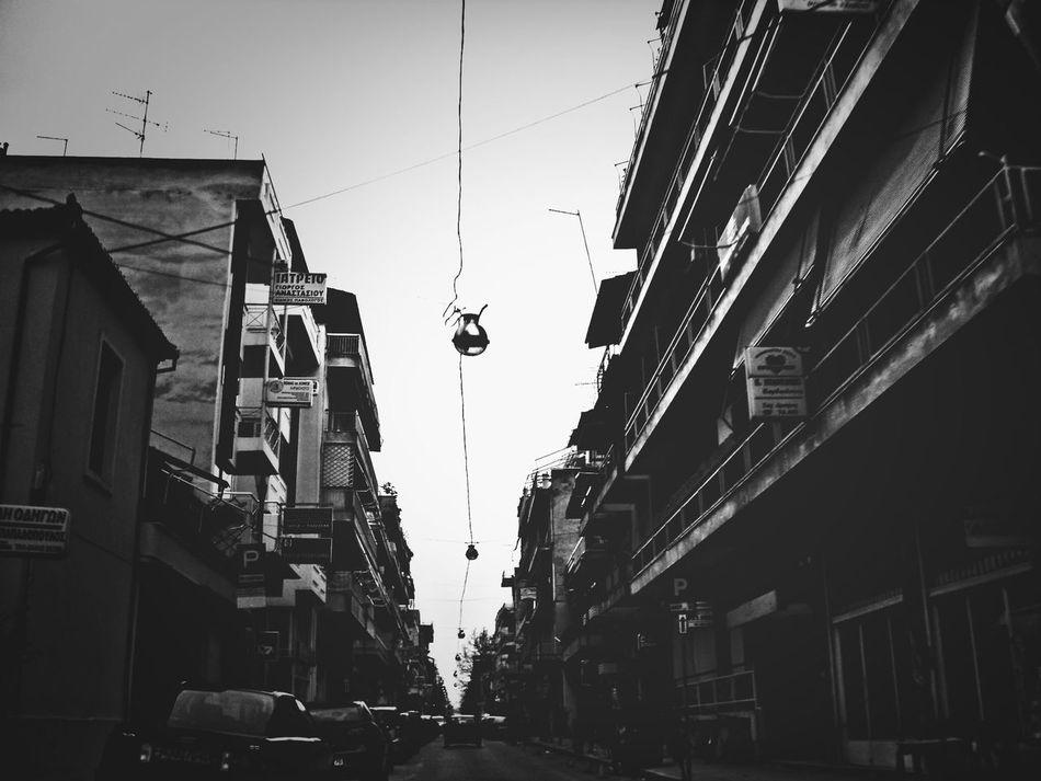 Karditsa Greece Streetphoto_bw Blackandwhite
