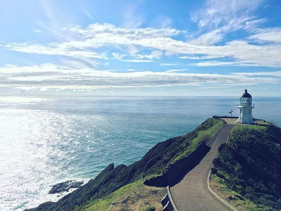 Capereinga !!! Finally Im here the Northern part of New Zealand!