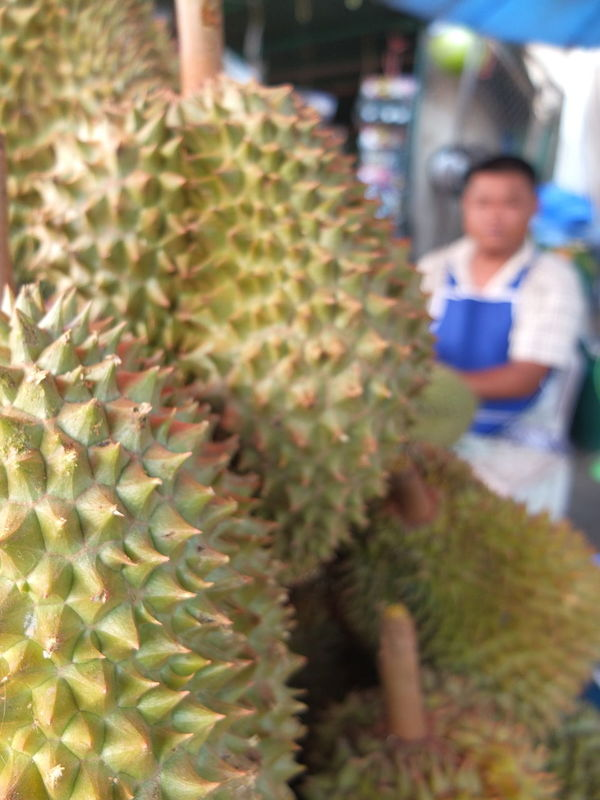King Of Fruits Durians Durian Fruit Durians Shop Fruit In Thai