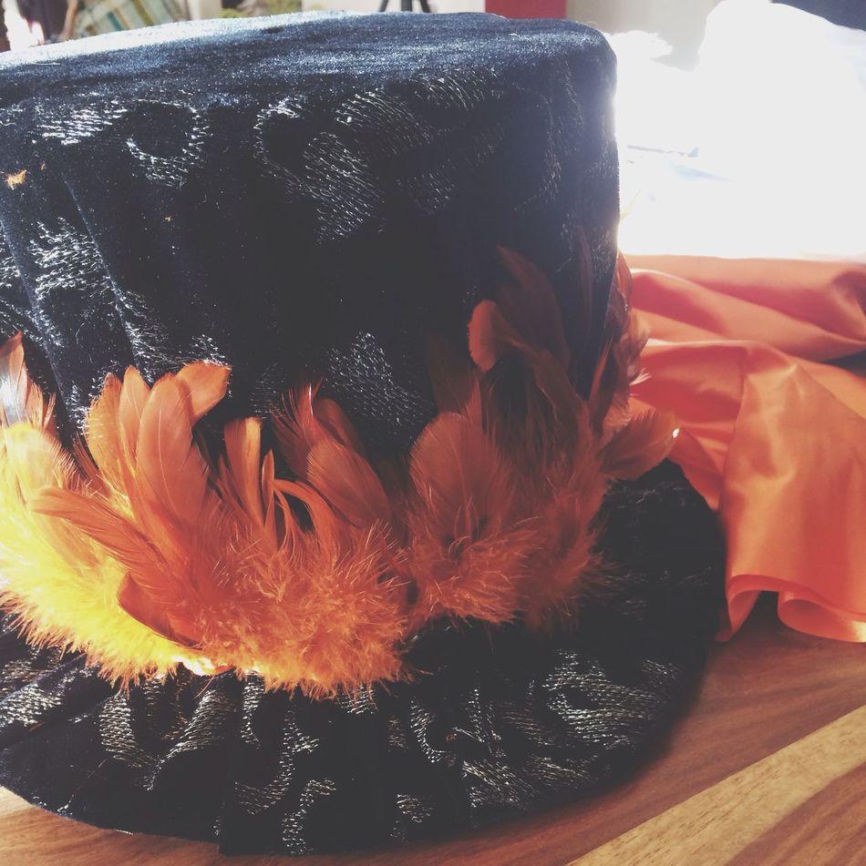 Milliner Hat Creativity Creation Happy Proud