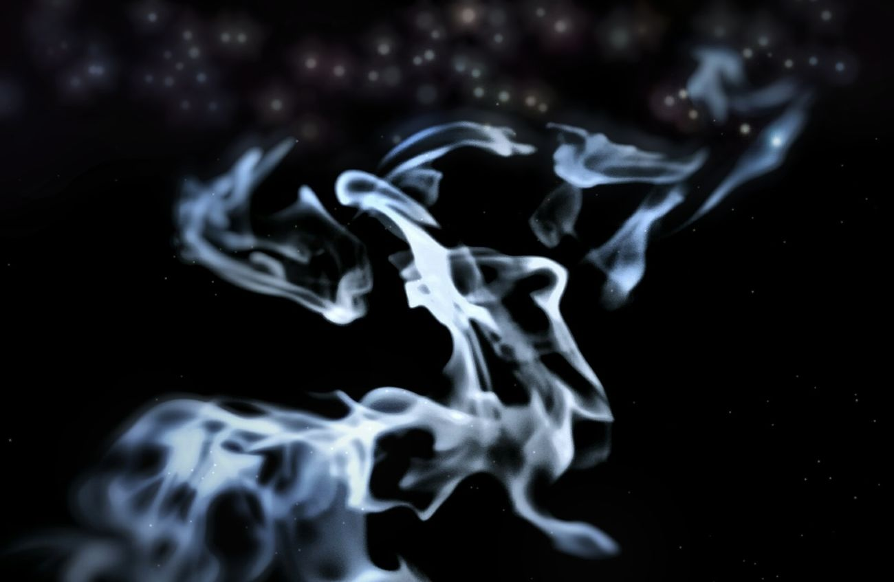 Star elk⭐ Motion Backgrounds Abstract No People Black Background Close-up Abstract Backgrounds Fragility Impact Fire And Flames Digital Art Digitaledit