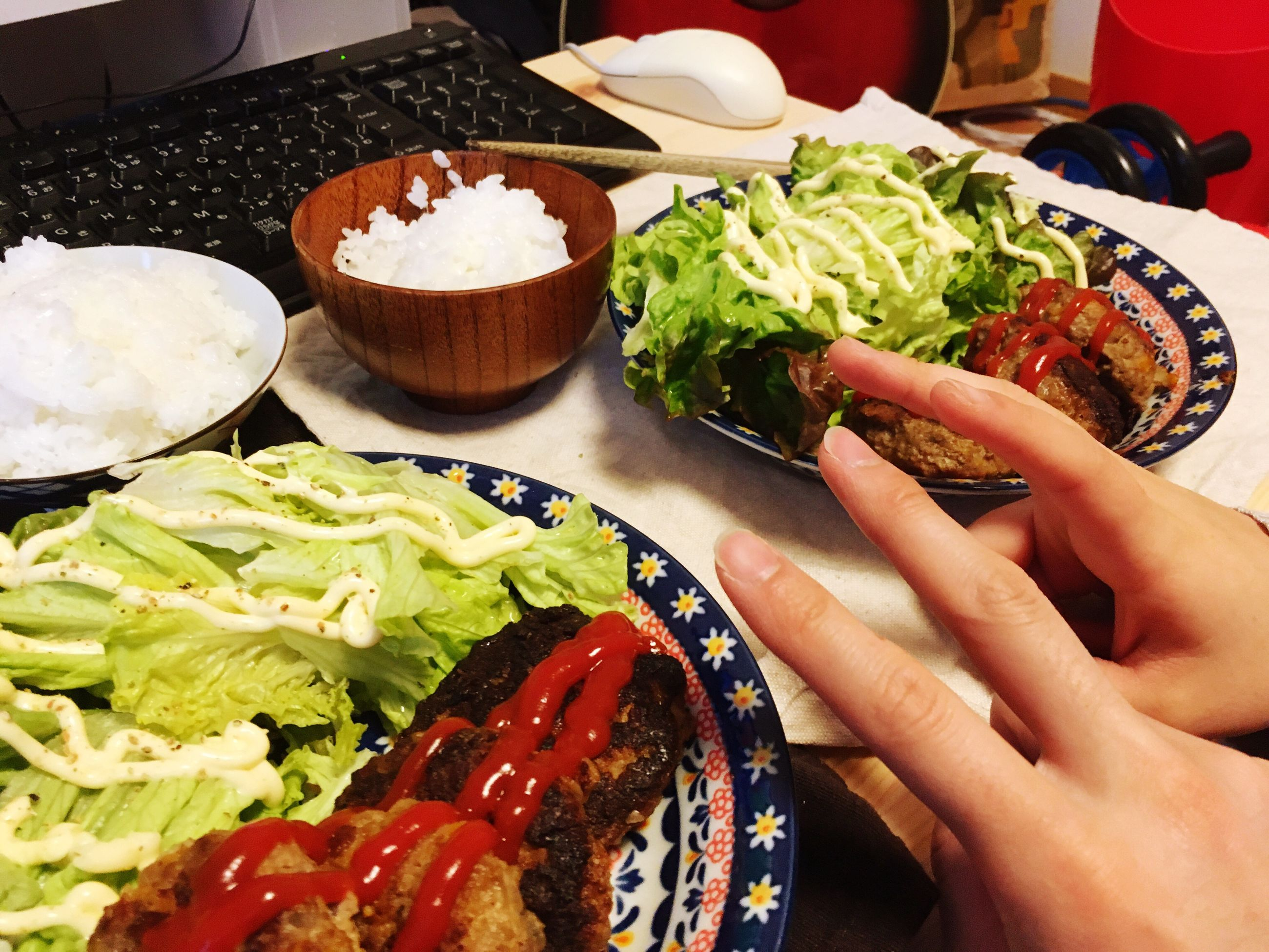 food and drink, freshness, food, human hand, human body part, meal, dairy product, ready-to-eat, women, healthy lifestyle, healthy eating, temptation, men, garnish, serving size, adult, plate, adults only, bowl, indoors, close-up, people, one person, salad bowl, day