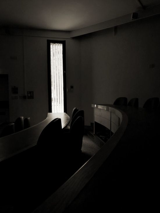 Work. Pt.Something. Indoors  Chair Architecture Built Structure No People Day Wood Dark And Light Dark Window