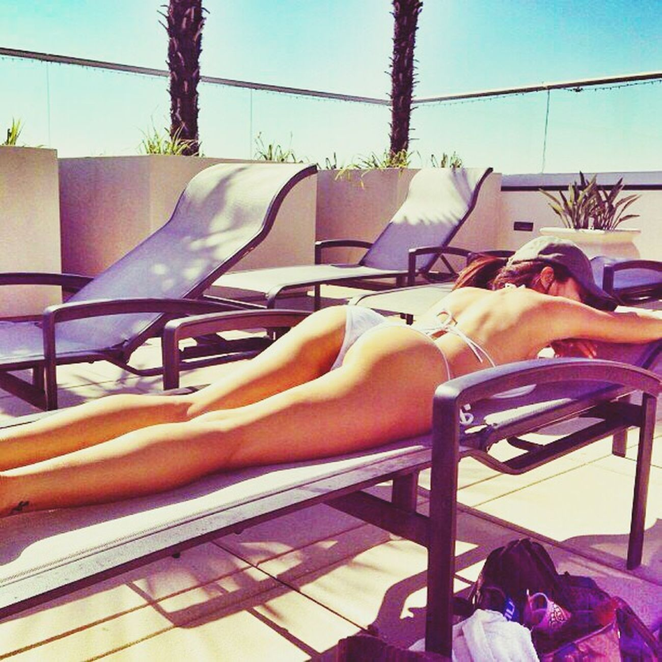 Summertime Amazing Sexygirl Beauty Girl At Malta Bikini Summer2014