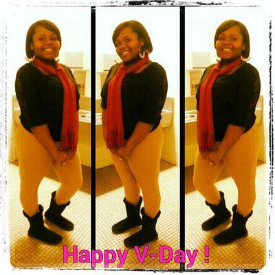 School On Valentines Day !