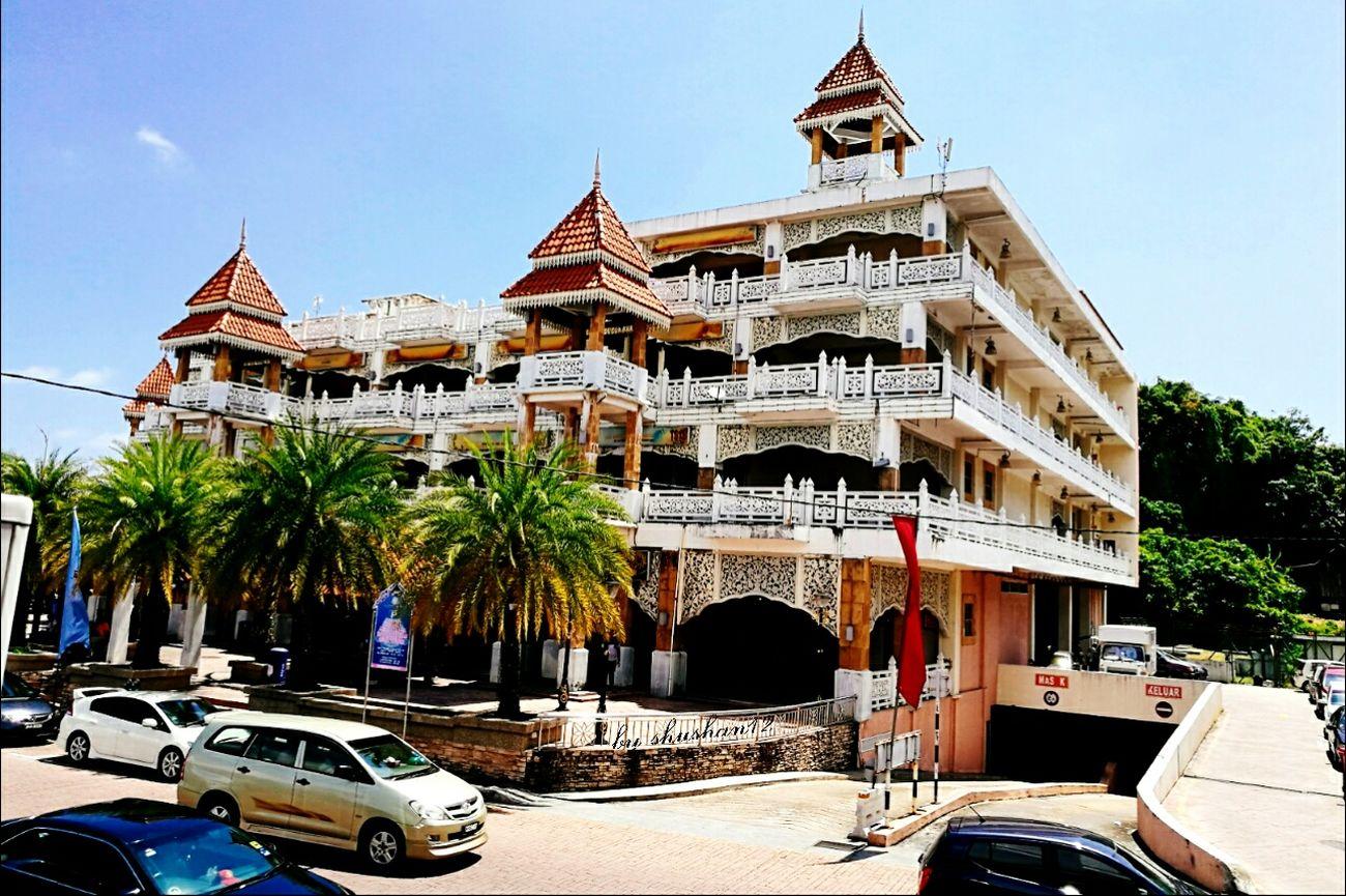 City Travel Destinations Outdoor Kuala Terengganu Pahang, Malaysia Building Story Sky