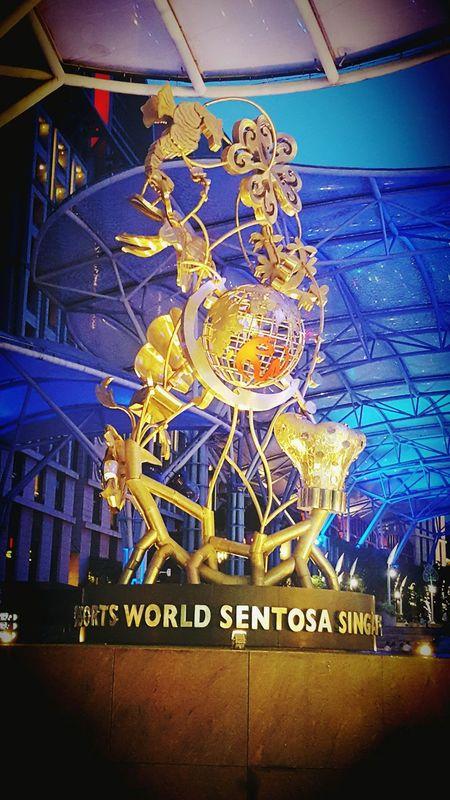 Onemillion Moments Oneworld Resortsworldsentosa SIMPLY Amazing