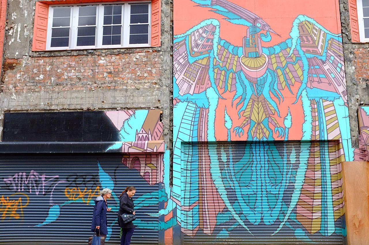 Streetphotography Streetart Wall Art Streetphoto Check This Out Taking Photos Belfaststreetart Belfast