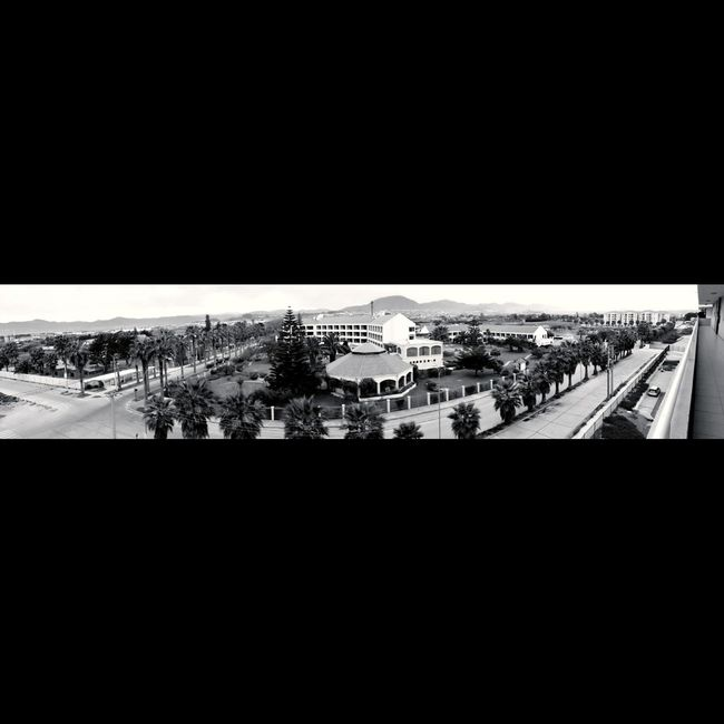 Mi perspectiva Daylight Daytime Panoramic City Life Urban Exploration No People Blackandwhite Sensi Sensitive ♡